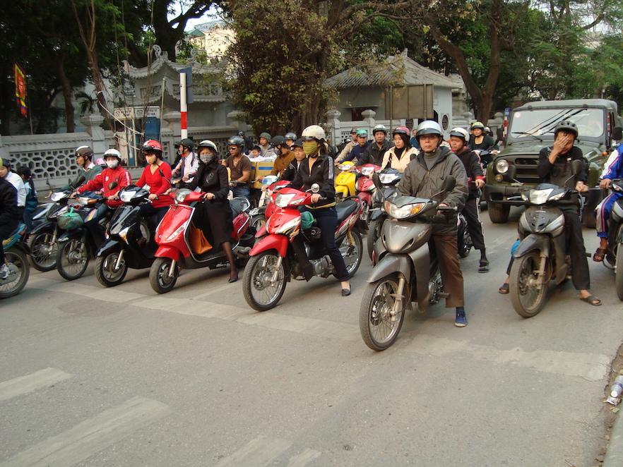 motocyclettes-vietnam