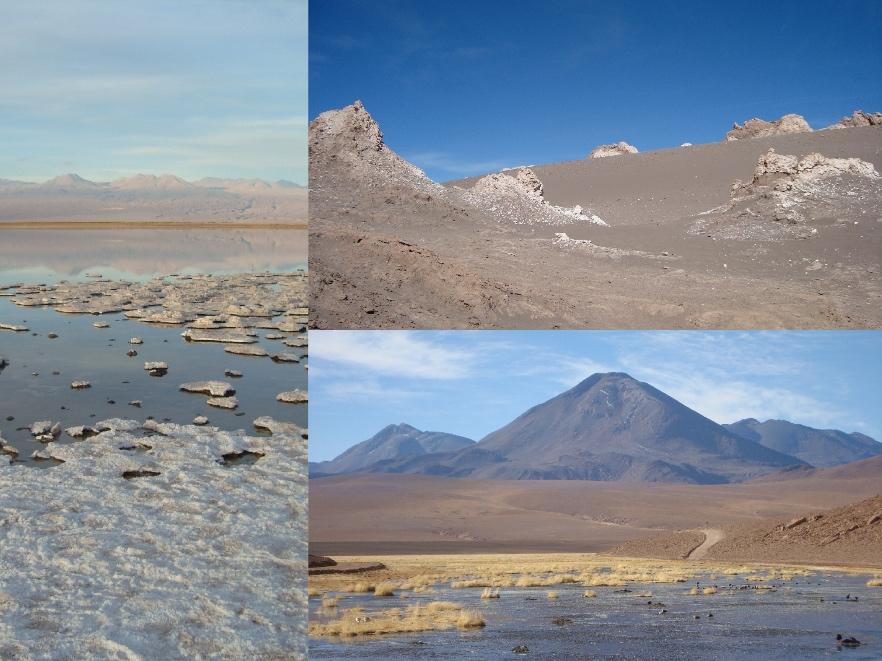 Atacama paysages