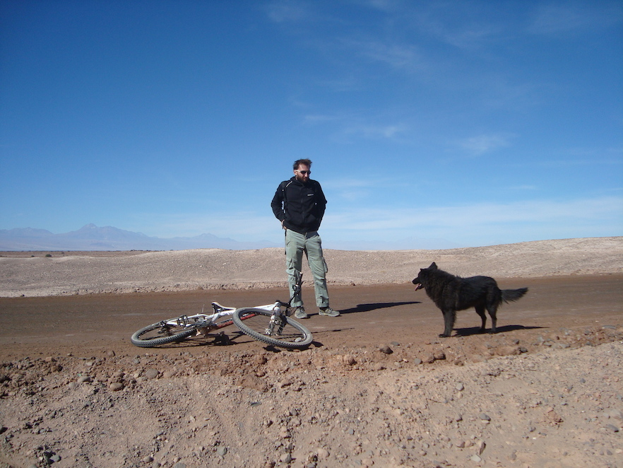 Desert de la lune - Atacama