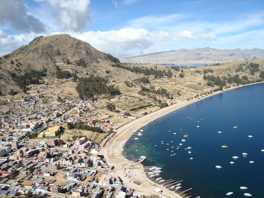Copacabana-bolivie