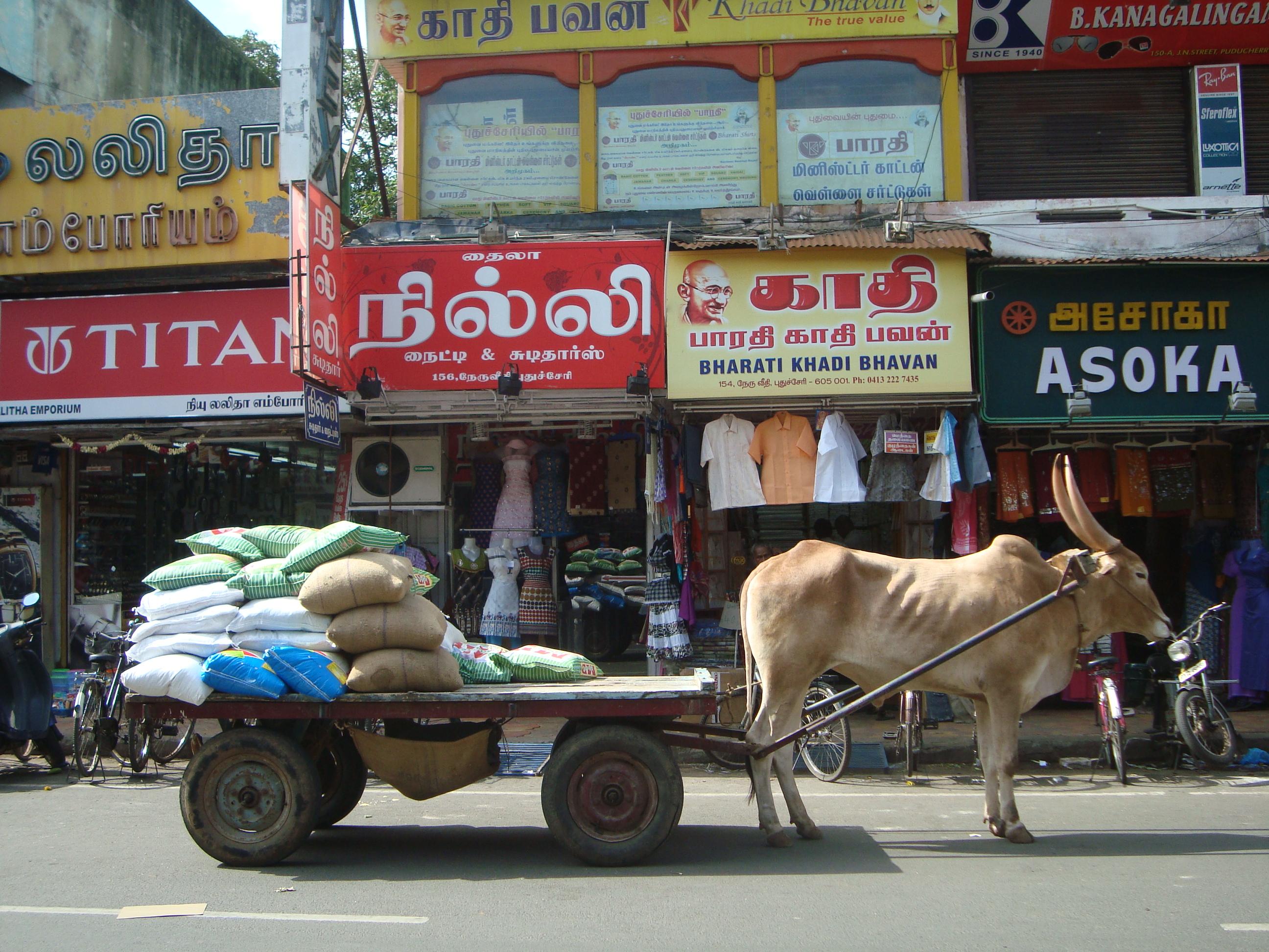 Pondichery-TamilNadu