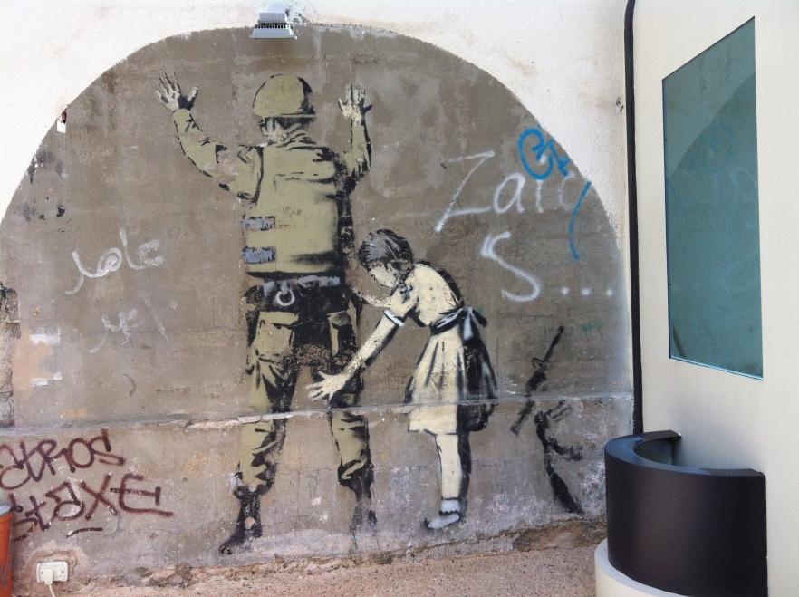 Banksy-Bethleem