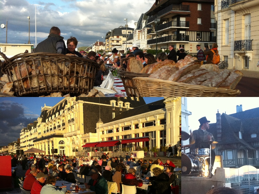 Cabourg-Repas