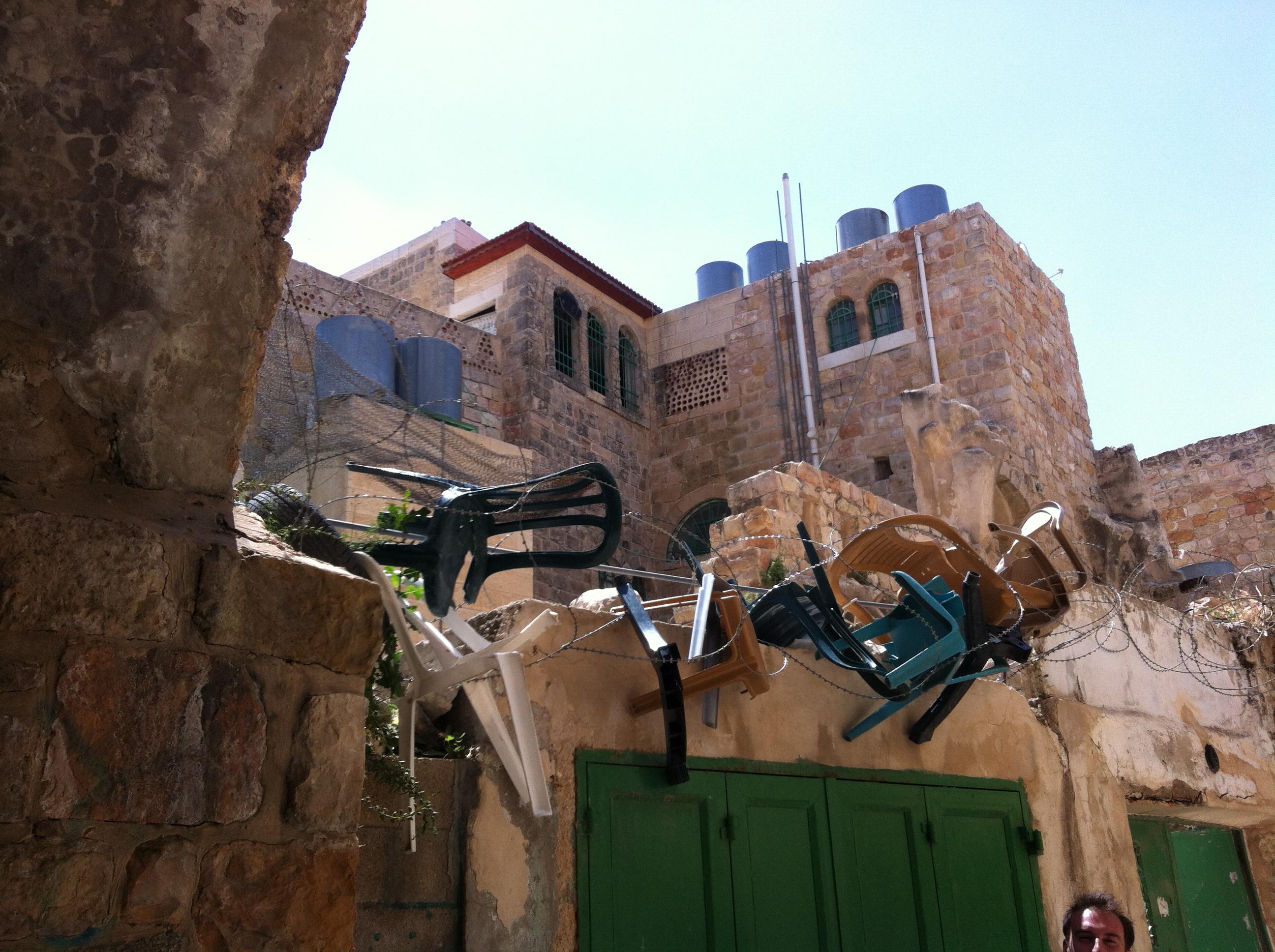 Hebron-Chaises