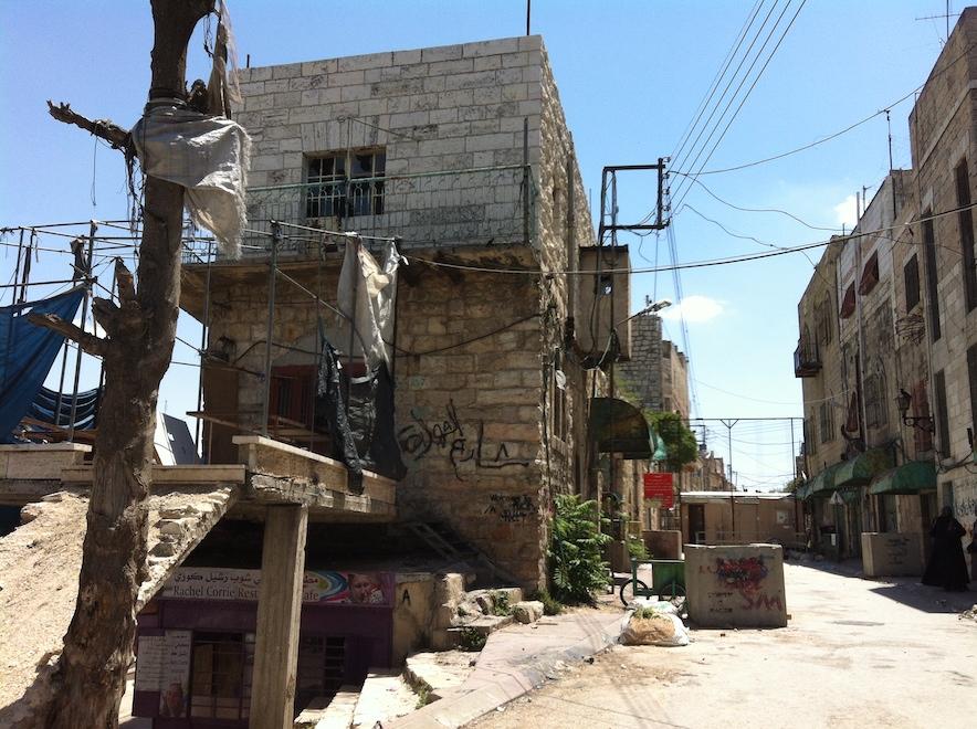 Hebron-Frontiere
