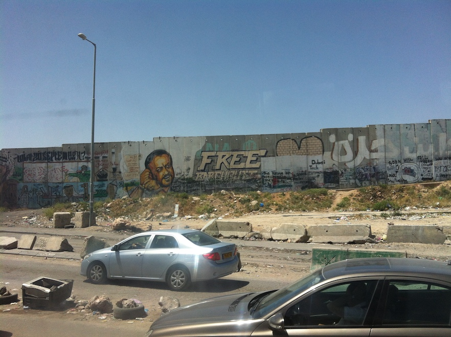Mur-Palestine