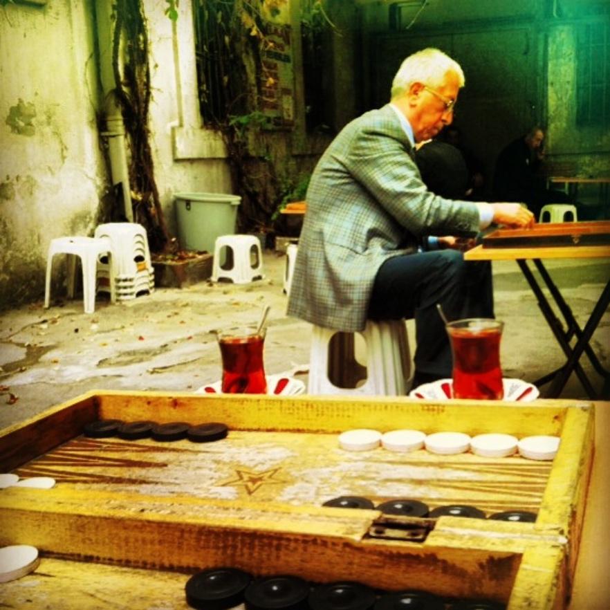 Backgammon-Istanbul