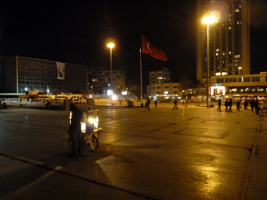 Taksim-Istanbul