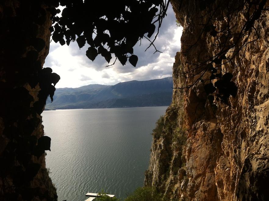 Grottes-Prespa