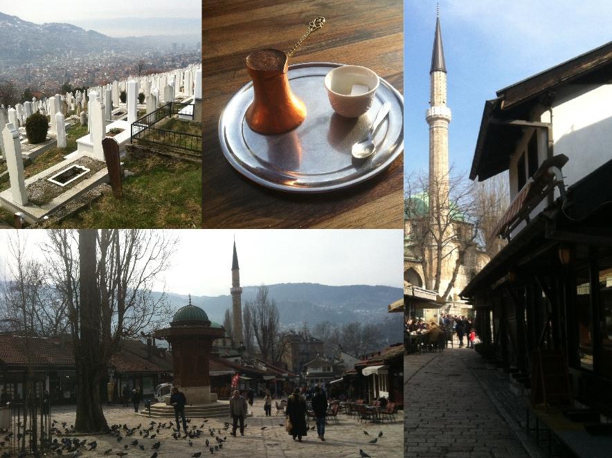 Bosnie-Sarajevo