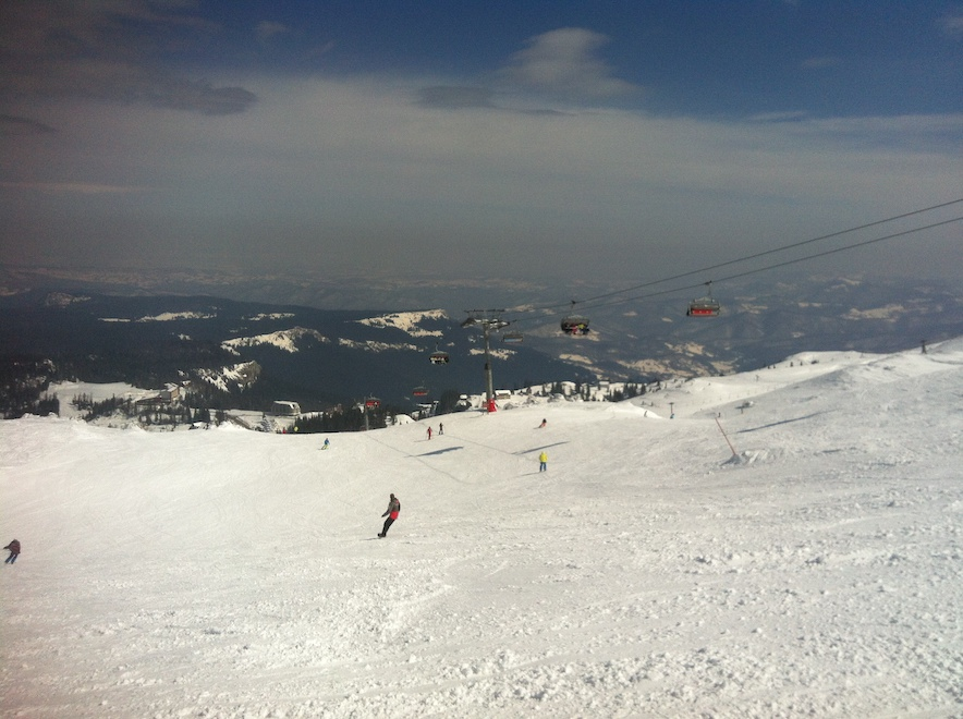 Ski-Bosnie