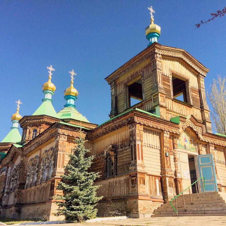 Karakol-Eglise