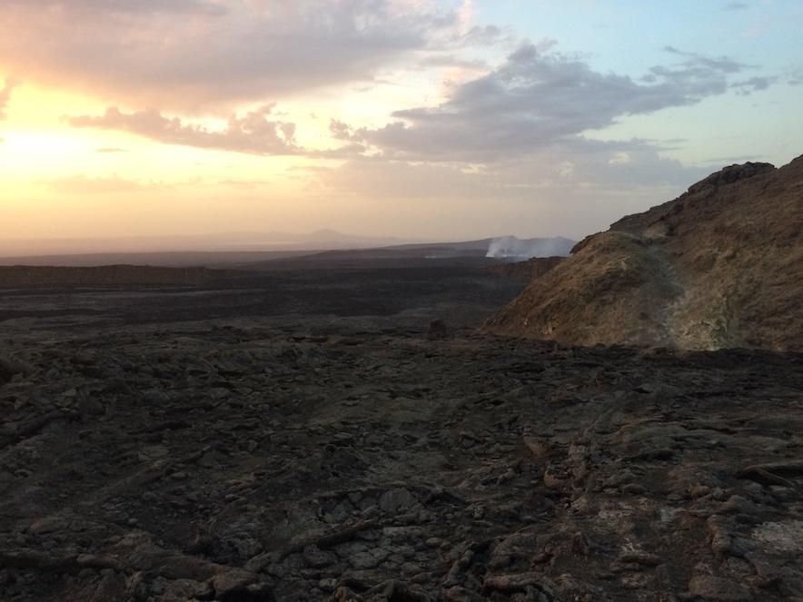 Volcan Erta Ale 1